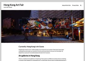 hongkongartfair.com
