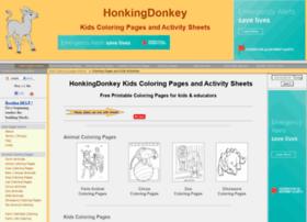 honkingdonkey.com