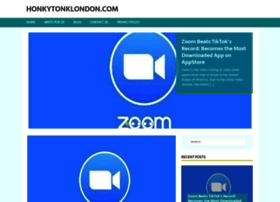 honkytonklondon.com
