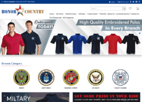 honorcountry.com