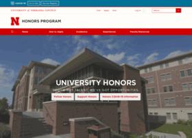 Honors.unl.edu