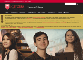 honorscollege.rutgers.edu