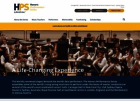 honorsperformance.org
