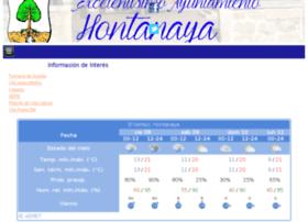 hontanaya.org