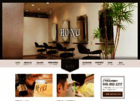 honu-hair.com