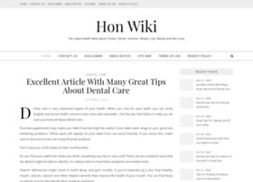honwiki.net