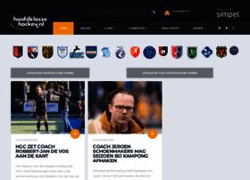 hoofdklassehockey.nl