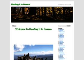 hoofingitinoaxaca.com