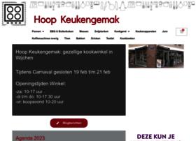 hoopkeukengemak.nl