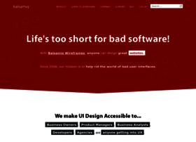 hooplasoftware2.mybalsamiq.com