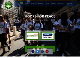 hoopsforpeace.org