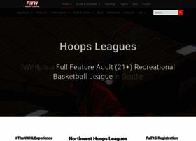 hoopsleaguespnw.com