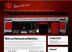 hootanannyinverness.co.uk