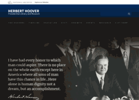hoover.archives.gov