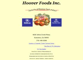hooverfoods.com