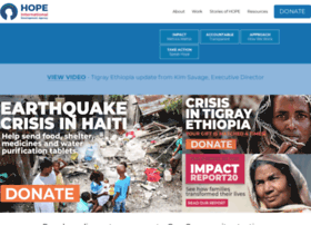 hope-international.com