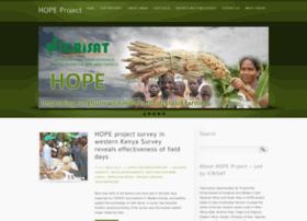 hope.icrisat.org