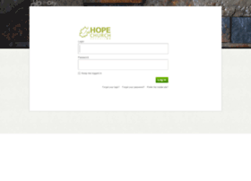hope.onthecity.org