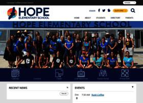 hope.schoolloop.com