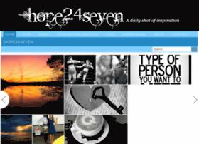 hope24seven.com