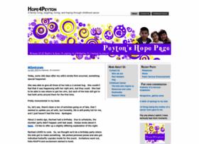 hope4peyton.org