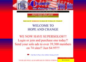 hopeandchange.hugehitexchange.com