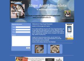 hopeangelbracelets.com