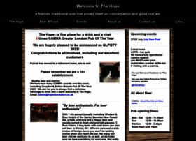 hopecarshalton.co.uk