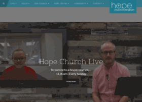 hopechurchnottingham.org