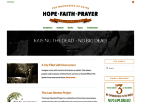 hopefaithprayer.com