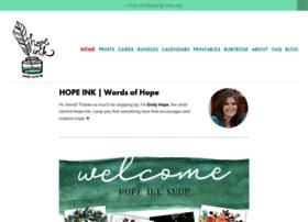hopeinkshop.com