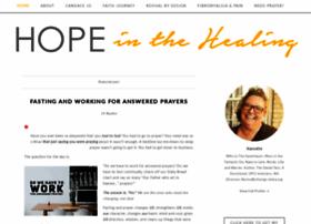 hopeinthehealing.com
