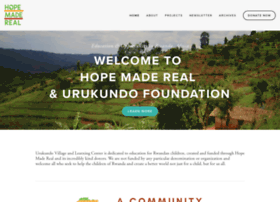 hopemadereal.org