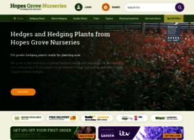 hopesgrovenurseries.co.uk
