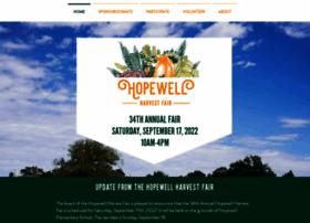 hopewellharvestfair.org