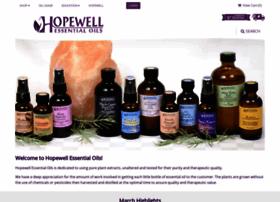 hopewelloils.com