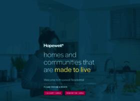 hopewellresidential.com