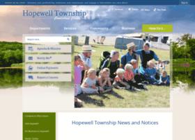 hopewelltwp-nj.com