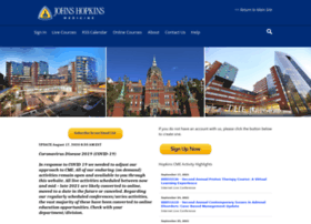 hopkinscme.edu