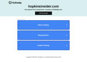 hopkinsinsider.com