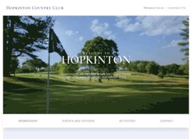 hopkintoncc.com