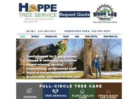 hoppetreeservice.com