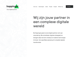 hoppinger.com