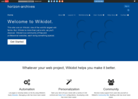 horizon-archives.wikidot.com