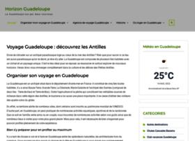 horizon-guadeloupe.com