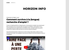 horizon-info.org