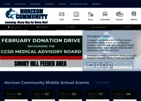 horizon.cherrycreekschools.org