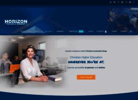 horizon.edu