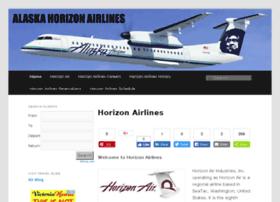 horizonairlines.info