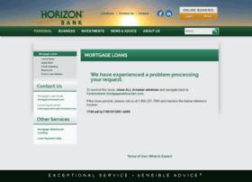 horizonbank.mortgagewebcenter.com